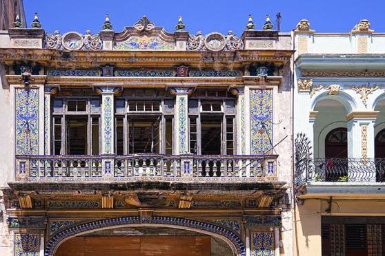 Arquitectura Cuba Malecon